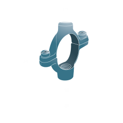 Malleable Iron Double Rings BSP