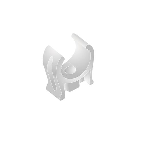 15mm Plastic Open Push In Clips