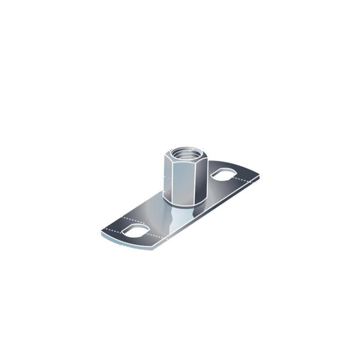 Stainless Steel backplates
