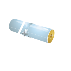 40mm Phenolic Block Pipe Supports