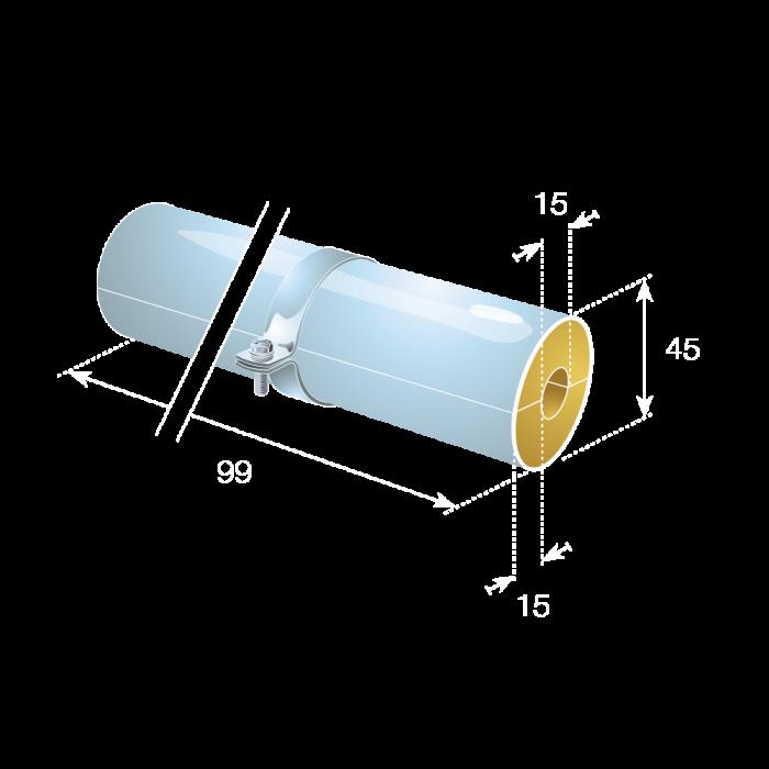 phenolic block 15mm