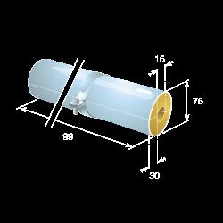 15mm phenolic blocks