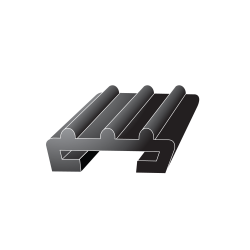 Rubber Strip For M8/10 Clips