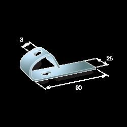 m8 PURLIN CLIPS